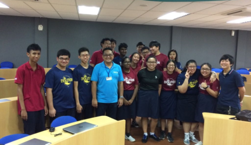 Drone Course conducted with Yishun Junior College