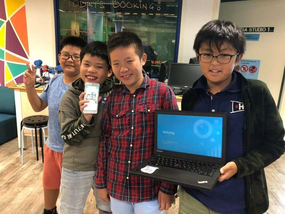 Coding Hackathon at United World Colllege South East Asia Singapore