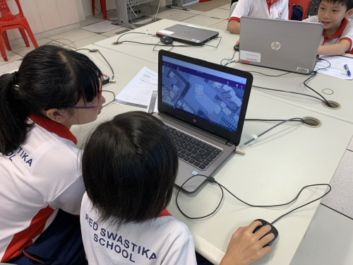 ICT Club CCA Training
