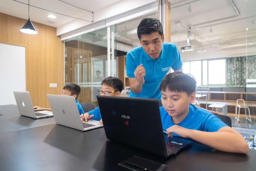 Genius Coder Programme