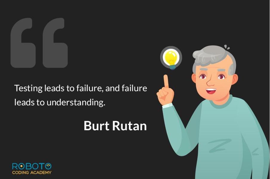 Burt Rutan Quotes