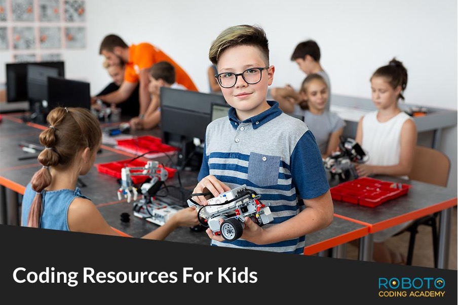 Coding Resources For Kids