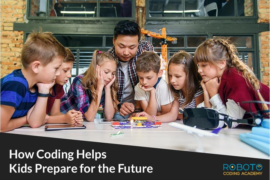 How Coding Helps Kids Prepare for the Future