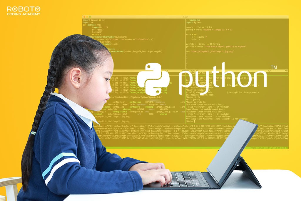 Python - A Good Beginner Programming Language For Kids